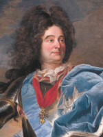 Portrait of Duc de Villars